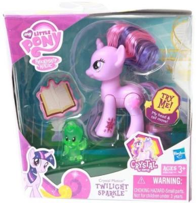 Hasbro Mlp Crystal Motion Twilight Sparkle(Pink)