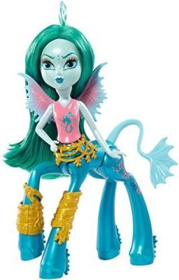 Monster High Frightmares Bay Tidechaser(Multicolor)