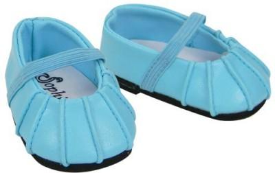 Sophia's Ba Dress Shoes Fits American Girl Bitty Ba Blue Ballerina(Blue)  available at flipkart for Rs.1166