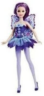 Mattel Barbie Fairy Secret In Purple(Blue)  available at flipkart for Rs.3004