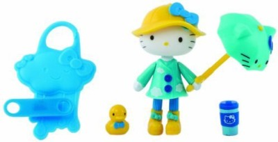 Hello Kitty Weather Mini Rainy(Multicolor)