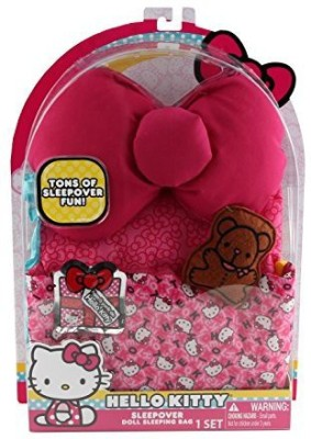 Hello Kitty Large Sleeping Bag(Multicolor)