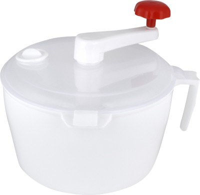 POGO Plain Plastic Detachable Dough Maker(White) at flipkart