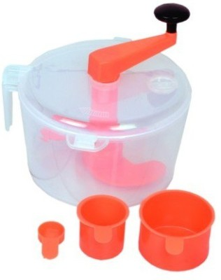 Ezone DM543121 Plastic Detachable Dough Maker(Multicolor) at flipkart