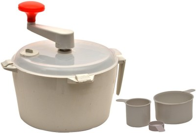 Detak Plastic Vertical Dough Maker(White) at flipkart