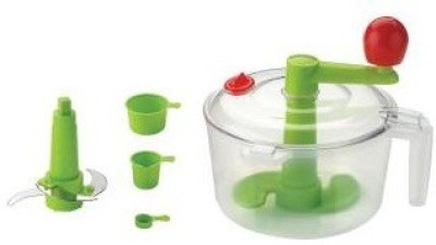 alkeides Plastic Spiral Dough Maker(Multicolor) at flipkart