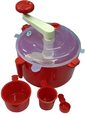 ELDEFASHIONS Plastic Detachable Dough Maker(Multicolor) at flipkart