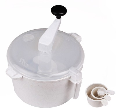 DATTHA Plastic Detachable Dough Maker(White) at flipkart