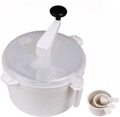 Trisha Plastic Spiral Dough Maker(Multicolor) at flipkart