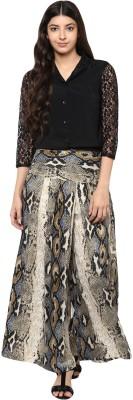 Abiti Bella Women's Maxi Multicolor Dress