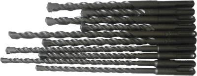 SDSP-SET-102-SDS-Plus-Hammer-Drill-Bit-Set-(10-Pc)