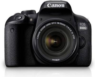 Canon EOS 800D DSLR (With 18-55 IS STM Lens) Image