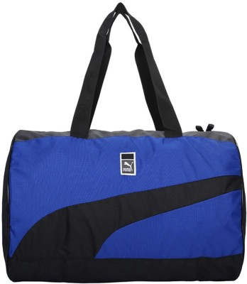 Puma 15 inch/38 cm Puma Sole Barrel Bag 15 inch/38 cm (Multicolor) Travel Duffel Bag(Multicolor)