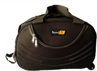 Inte Enterprises  Expandable  mab1 Travel Duffel Bag Green