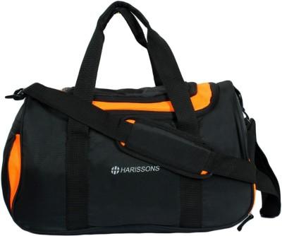 HARISSONS 22 inch/55 cm Float Gym Duffel Without Wheels Orange HARISSONS Duffel Bags