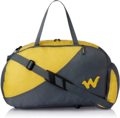 Wildcraft 20 inch/51 cm 8903338024569 Travel Duffel Bag(Yellow)