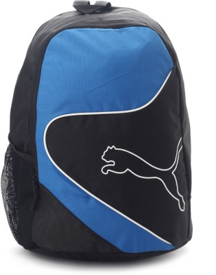 d5b1f7aa0b4 Buy Puma New Power Cat Backpack(Black) on Flipkart
