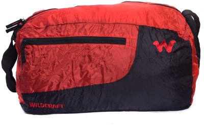 Wildcraft Pac n Go Duffle 19 inch/48 cm (Expandable) Travel Duffel Bag(Red)