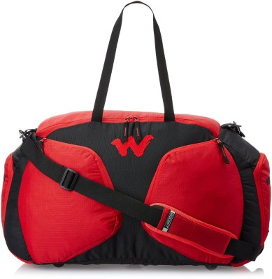c1e44fc7873b Wildcraft 10 inch 25 cm (Expandable) 8903338024590 Travel Duffel Bag(Red)