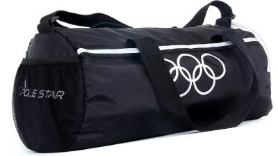 Pole Star 19 inch/48 cm 406 Multipurpose Duffel Gym Bag(Black)