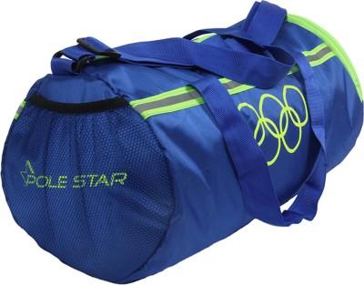 Pole Star 19 inch/48 cm 0102 Blue Gym Bag(Blue)