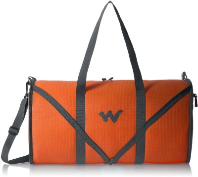 Wildcraft 30 inch/76 cm 8903338052463 Travel Duffel Bag(Orange)