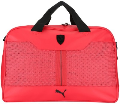 4ac9743ca45f 49% OFF on Puma Ferrari LS Weekender Travel Duffel Bag(Red) on Flipkart