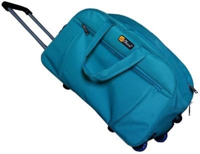 inte enterprises  Expandable  amb03 Travel Duffel Bag Blue inte enterprises Duffel Bags