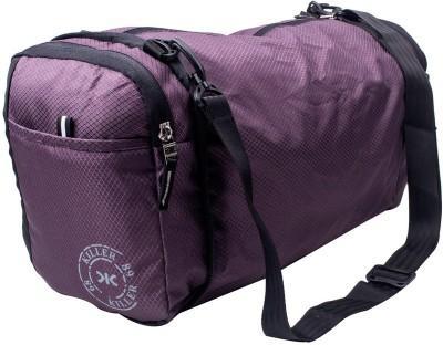 Killer Armstrong   Purple Travel Duffel Bag Purple Killer Duffel Bags