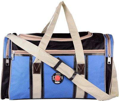 Inte Enterprises  Expandable  amb656 Travel Duffel Bag Multicolor