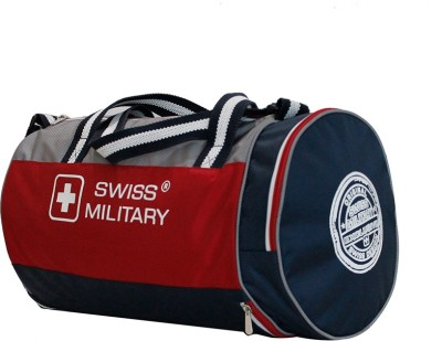 Swiss Military Oceanic Collection Travel Duffel Bag Blue