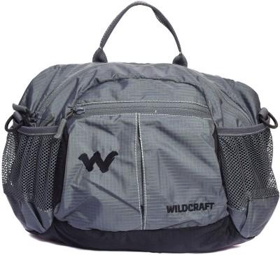 Wildcraft Bum Bag -2 -Black 15 inch/38 cm Travel Duffel Bag(Black)