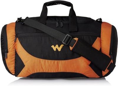 Wildcraft 10 inch/25 cm Anithya Travel Duffel Bag(Black)