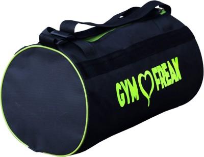 Dee Mannequin Fitness Freak Neon Duffle Bag Multicolor, Drawstring Bag Dee Mannequin Gym Bag