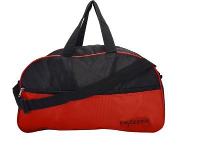 Frazzer Stylish Red Travel Duffel Bag