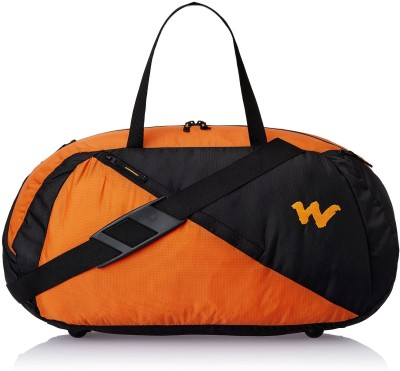 Wildcraft Hitch Hiker 25 inch/63 cm Travel Duffel Bag(Orange)