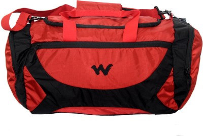 Wildcraft Anithya Red 10 inch/25 cm Travel Duffel Bag(Red)