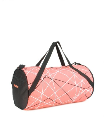 Wildcraft 18 inch/45 cm Transit Travel Duffel Bag(Pink)