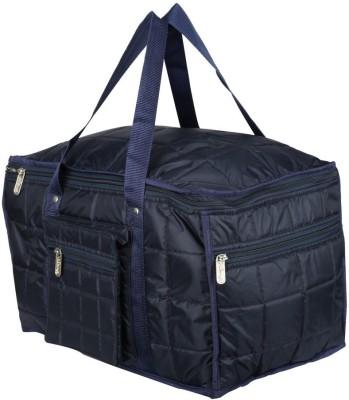 SuiDhaga Travelling Bag 17 Inches  Size : 28*42*28 CM  Travel Duffel Bag Blue SuiDhaga Duffel Bags