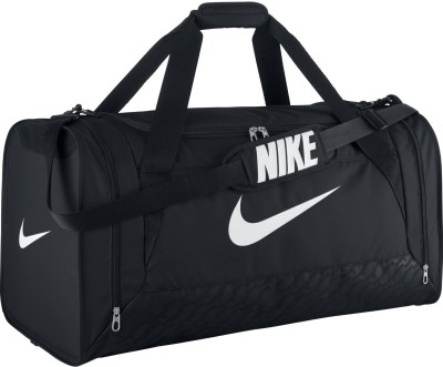823ed86617 Nike NIKE BRASILIA 6 DUFFEL LARGE BAG Travel Duffel Bag ( Black )