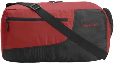 Wildcraft 7 inch/19 cm 8903338030737 Travel Duffel Bag(Red)