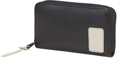 Puma Men Black(6 Card Slots) at flipkart