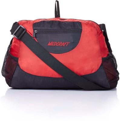 Wildcraft 15 inch/38 cm 8903338030744 Travel Duffel Bag(Red)