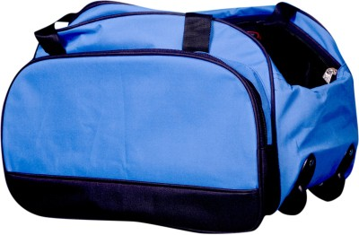 One Up DB500004 Expandable Small Travel Bag    Large Black, Blue