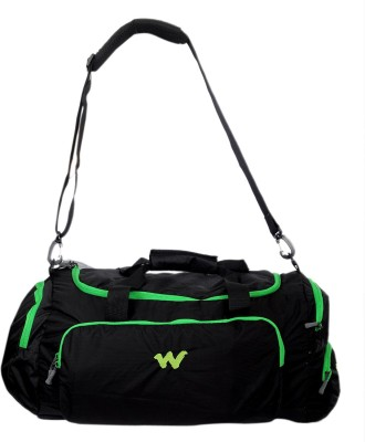 Wildcraft Sarthik Green 10 inch/25 cm Travel Duffel Bag(Green)