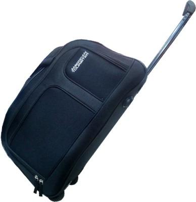 American Tourister 22 inch/57 cm AEGIS CORE 55 Duffel Strolley Bag(Black)
