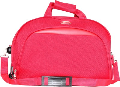 Encore Luggage Roller Duffel 20 Small Travel Bag Red