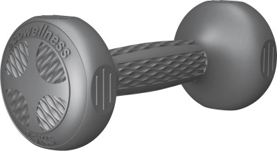 Ecowellness Soft Iron Fixed Weight Dumbbell(3 kg)