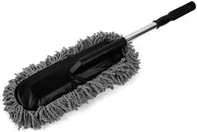 Zorden Removable Telescopic Car Microfibre Fiber Car Wash Brush Car Duster Car Mop Wet and Dry Duster Zorden Dusters
