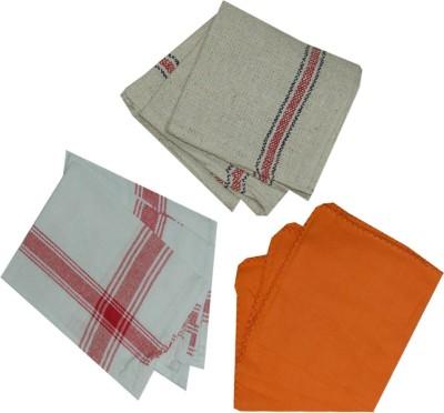 Aaditri Enterprises Wet and Dry Duster Set(Pack of 3)